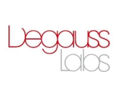 Shop Degauss Labs logo