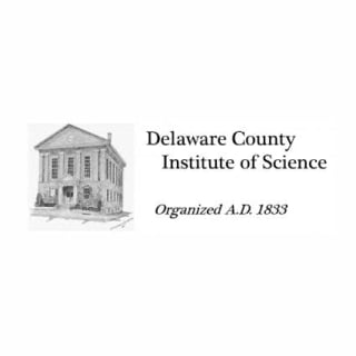 Shop Delaware County Institute of Science logo