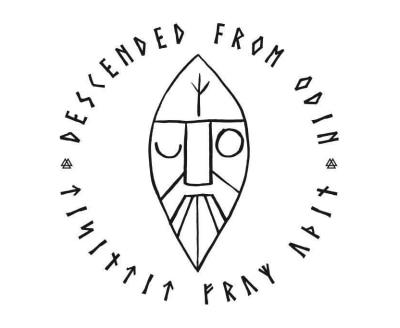 Shop Descended From Odin logo