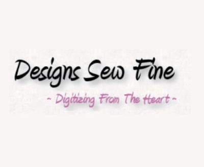Shop Designs Sew Fine logo