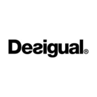 Shop Desigual United Kingdom logo