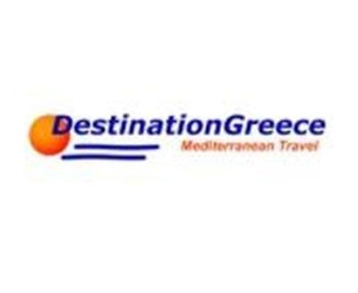 Shop Destination Greece logo