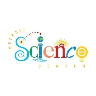 Shop Detroit Science Center logo