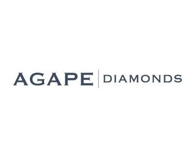 Shop Agape Diamonds logo