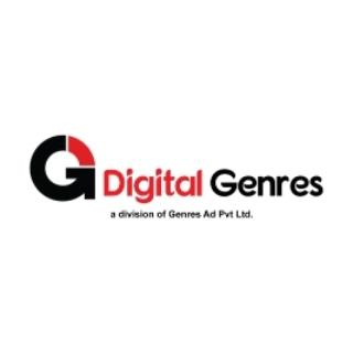 Shop Digital Genres logo