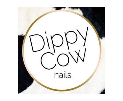 Shop Dippy Cow Nails logo