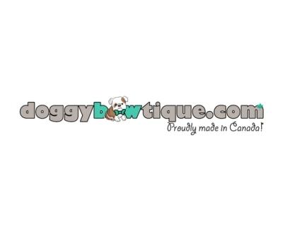 Shop Doggy Bowtique logo