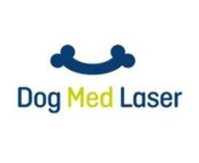 Shop Dog Med Laser logo