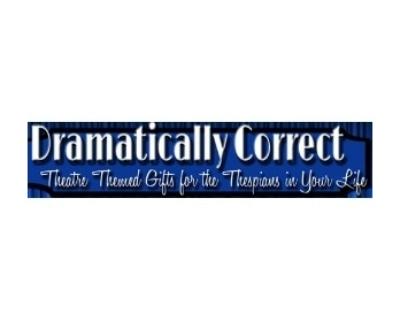 Shop Dramatically Correct logo