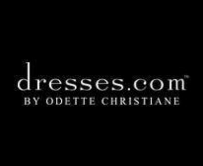 Shop Dresses.com-Odette Christiane logo