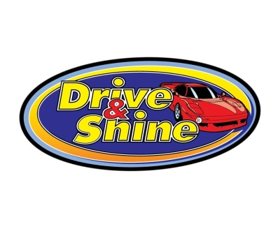 Shop Drive & Shine logo