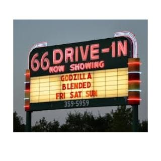 Shop   66 Drive-In logo