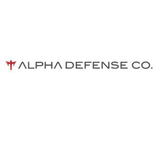 Shop Alpha Defense logo