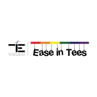 Shop Ease in Tees logo