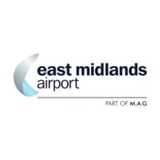 Shop East Midlands Airport logo