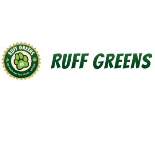 Shop Ruff Greens logo