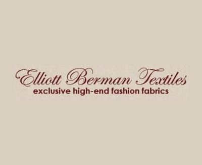 Shop Elliott Berman Textiles logo