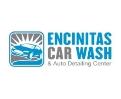 Shop Encinitas Car Wash logo