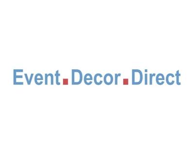 Shop Event Decor Direct logo