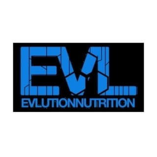Shop EVLUTION NUTRITION logo