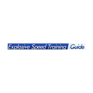 Shop Explosive Speed Training Guide logo