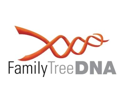 Shop Family Tree DNA logo