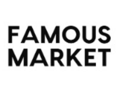 Shop Famous Market logo