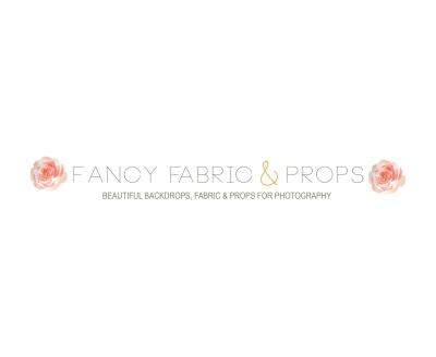 Shop Fancy Fabric & Props logo