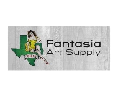 Shop Fantasia Art Supply logo