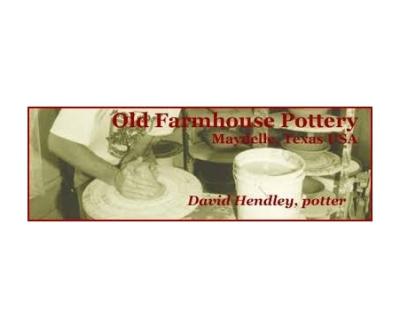 Shop Old Farmhouse Pottery logo