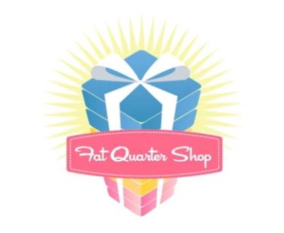 Shop Fat Quarter Shop logo