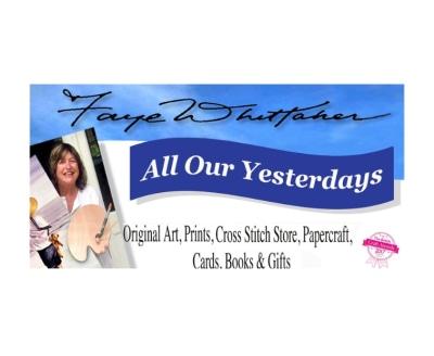 Shop Faye Whittaker logo