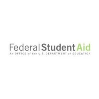Shop Federal Student Aid logo