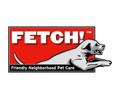 Shop Fetch! Pet Care logo