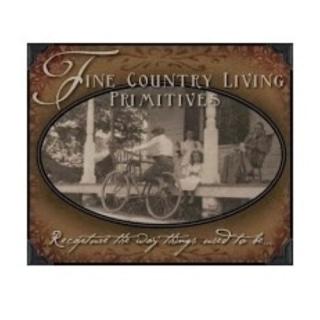 Shop Fine Country Living Primitives logo