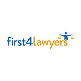 Shop First4Lawyers logo