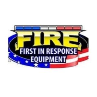 Shop First In Response Equipment logo
