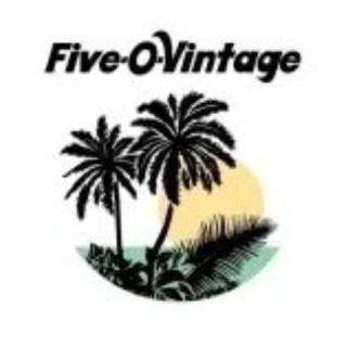 Shop Five-O-Vintage logo