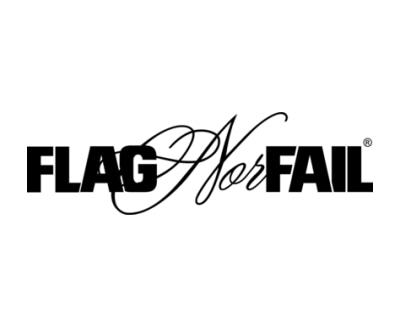 Shop Flag Nor Fail logo