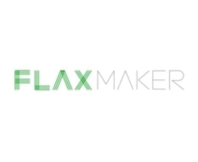 Shop flaxmaker logo