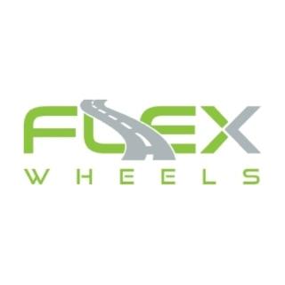 Shop FlexWheels logo
