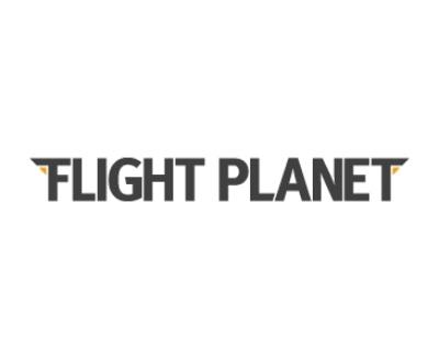 Shop FlightPlanet logo