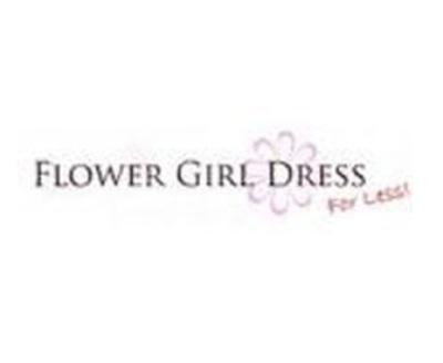 Shop Flower Girl Dress For Less logo