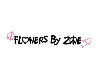 Shop Flowers by Zoe logo