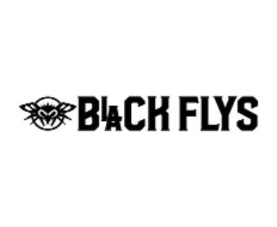 Shop Black Flys logo