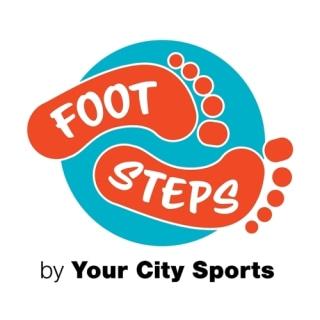 Shop FOOTSTEPSbyYCS logo