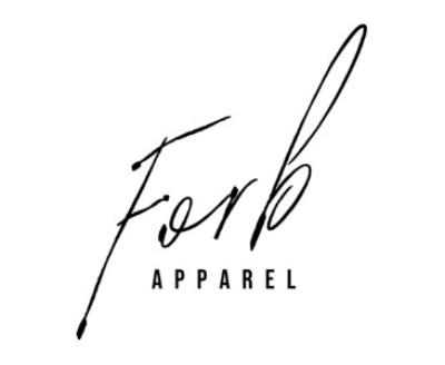 Shop FORB Apparel logo
