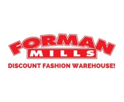 Shop Forman Mills logo