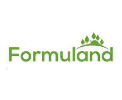 Shop Formuland logo