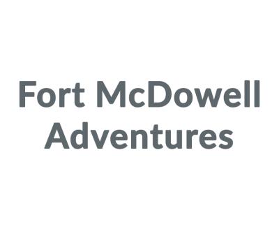 Shop Fort McDowell Adventures logo